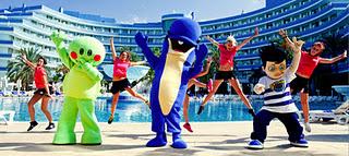 Club Sailor actividades al aire libre Hotel Mediterranean Palace