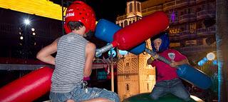Club surfer Actividades nocturnas Hotel Mediterranean Palace