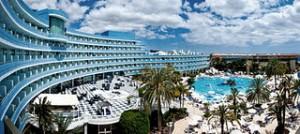 Hotel Mediterranean Palace, Arona, Tenerife, Hotel para viajar con niños