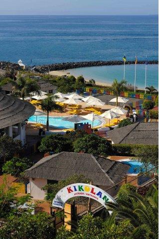 Areas de juego, zonas deportivas  del Hotel Princesa Yaiza