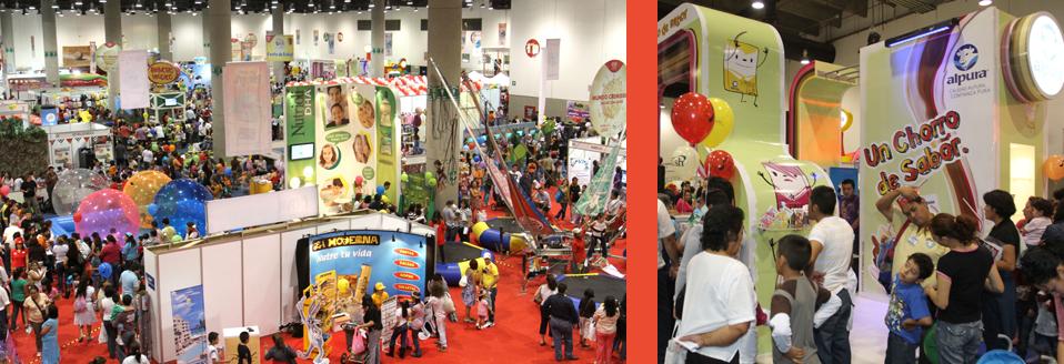 Expo mundo kids - Viajacontuhijo