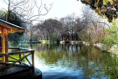 Parque del capricho domingo 29 abril viajacontuhijo - Lugares de madrid con encanto ...