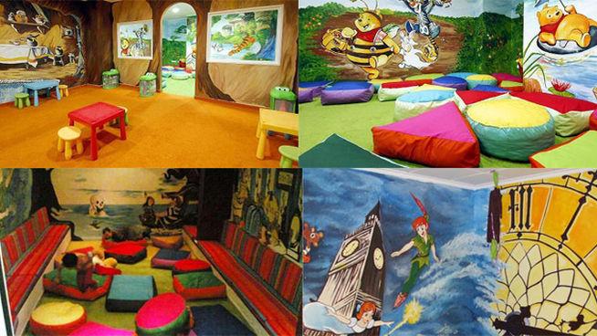 Hoteles para niños- Gran Hotel Peñiscola