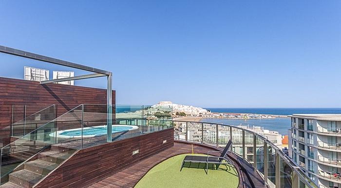 Hoteles para ni os costa de azahar viajacontuhijo son for Hotel playa peniscola