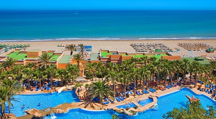 Hoteles para ni os costa de almer a viajacontuhijo son vacaciones monoparentales - Hoteles con piscinas para ninos ...