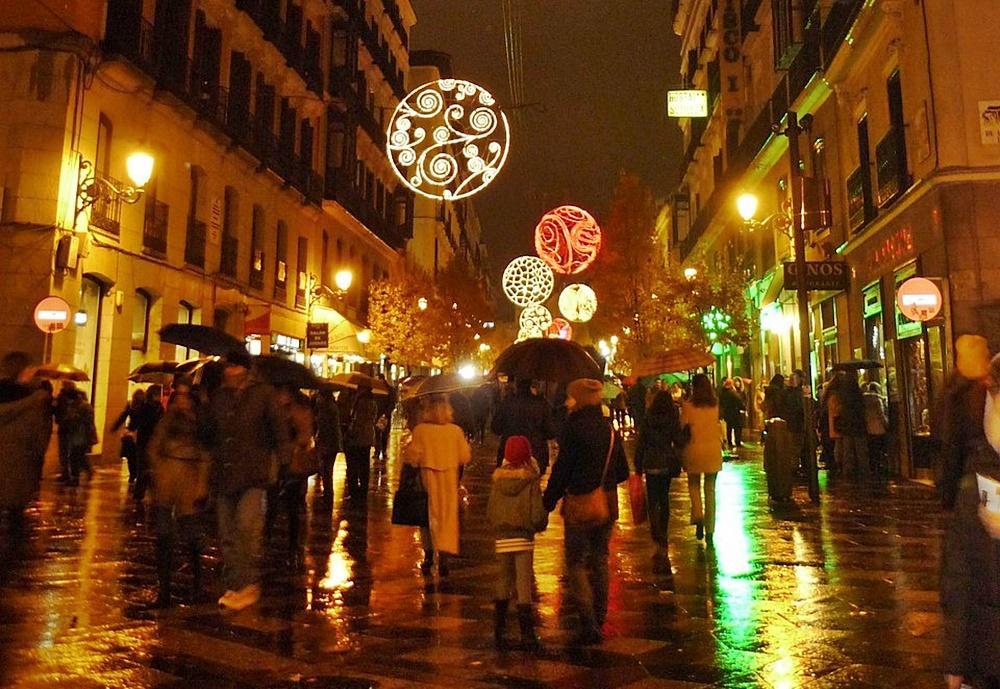 vacaciones-familia-monoparental-mercadillos-navidad-españa